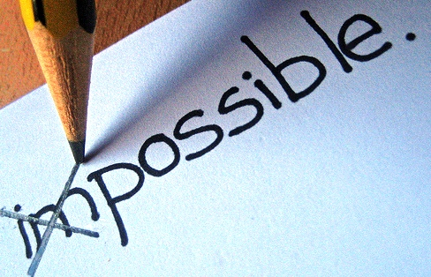 Making the Impossible Possible Graphic